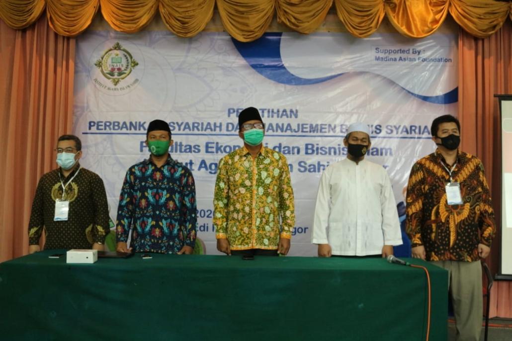 Manajemen Bisnis Syariah Archives Institut Agama Islam Sahid